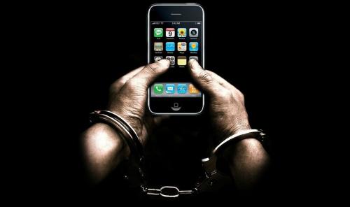 запрет на телефоны в тюрьме