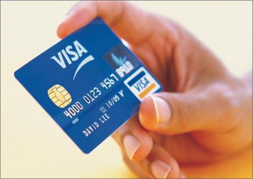 Начался выпуск карт Visa International