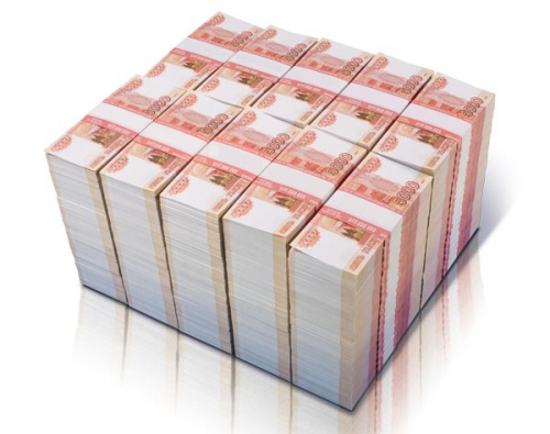 Взять в кредит миллион рублей
