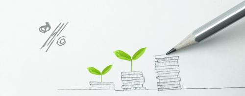 Число банковских вкладов продолжает расти