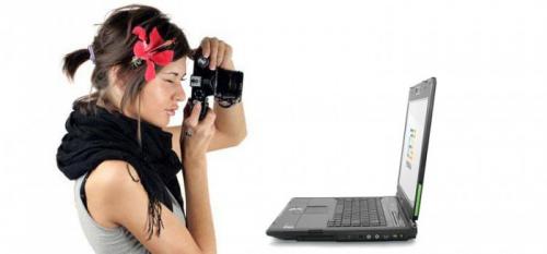 Запрет на фотографирование информации на мониторах