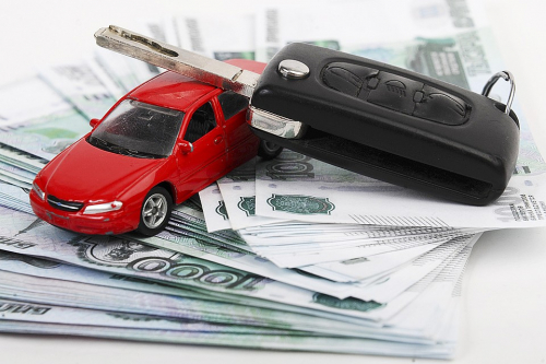 Взять кредит на покупку машины