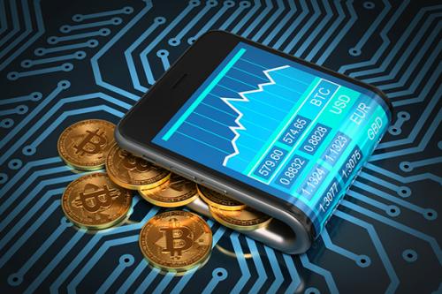 В России растет интерес к криптовалюте
