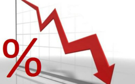 Снижение ключевой ставки до 4 5