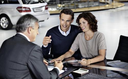 Взять кредит в автосалоне