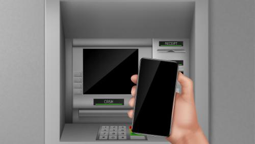 Перевод денег через банкомат по номеру телефона