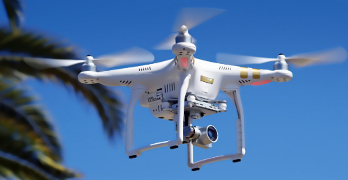 Штраф за незарегистрированный дрон